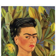 Frida Kahlo's Self-Portrait With Bonito