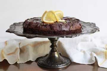 A Totally Guiltless Chocolate Cake With a Surprising Secret Ingredient