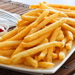 French Fries and Champagne