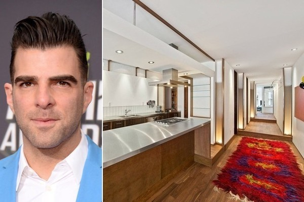 Zachary Quinto Buys New York City Loft