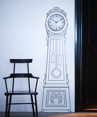 The Wall Decal
