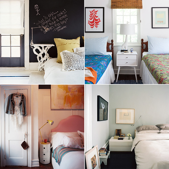 Easy Ideas For A Stylish Bedside Table