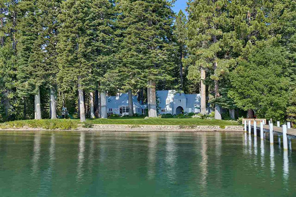 Privacy Please - Inside Mark Zuckerberg's $59 Million Lake Tahoe Compound - Lonny