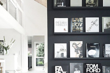 15 Alternative Ways To Show Off Your Library