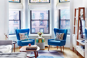 This Playful Brooklyn Townhouse Will Have You Craving Pattern