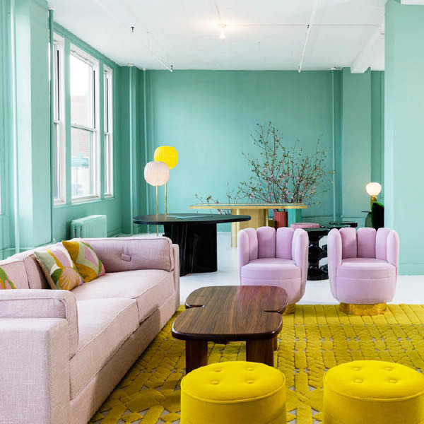 Living Rooms We're Lusting After On Instagram