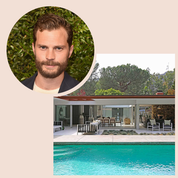 Jamie Dornan's $3.2M Hollywood Home Is Anything But Grey