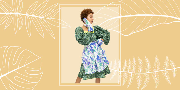 The Batsheva And Laura Ashley Collab Is What Your Kitchen Is Currently Missing