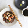 Shrimp and Soba Noodle Bowl