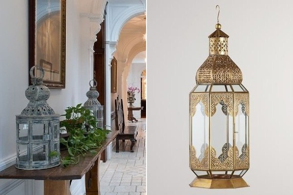 Get the Look: The Moroccan Lantern