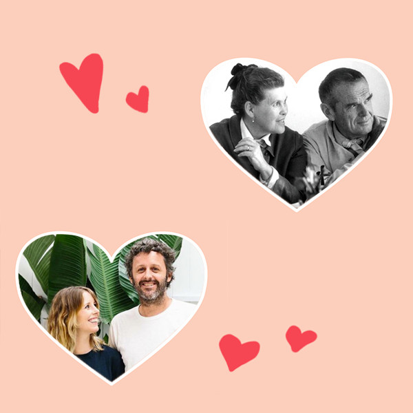 The Cutest Couples In Design