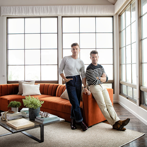 Nate Berkus & Jeremiah Brent Just Launched A Trendy Living Spaces Collab