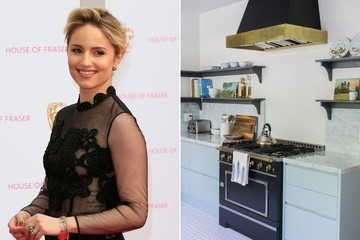 Inside 'Glee' Star Dianna Agron's Hollywood Hills Home