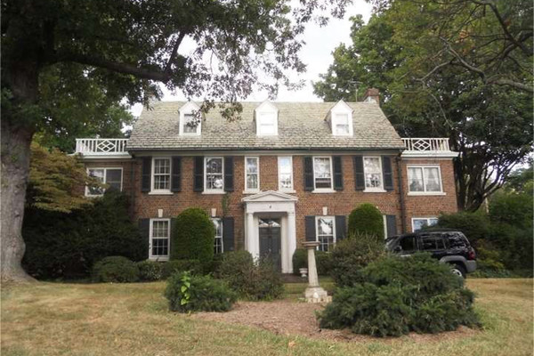 Grace Kelly's Childhood Home