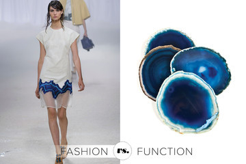 Fashion vs. Function: 3.1 Phillip Lim Spring 2014 vs. RabLabs Coasters