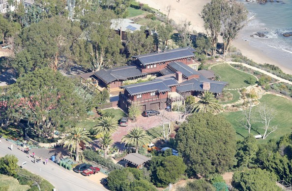 Julia Roberts - The Homes of Hollywood's Highest Paid Actresses ...
