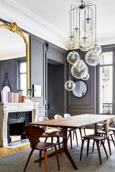 Dramatic Chandeliers