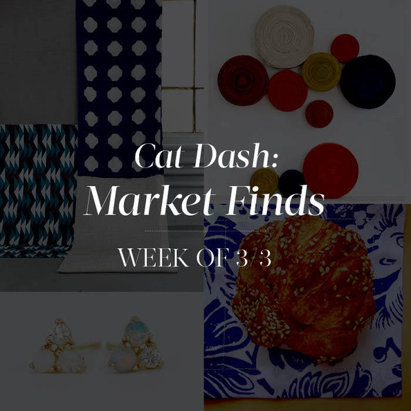 Market Finds: Week of March 3rd