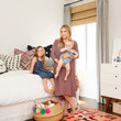 We love all the color in your daughter's room – what was the inspiration?