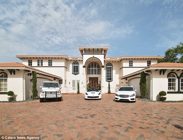 Luxury Mansions Amp Celebrity Homes Jason Derulo S Florida