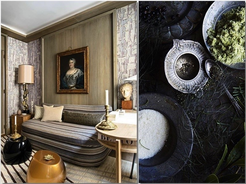 Kate Moss Does Interiors Expert Design Tips and the French Home of