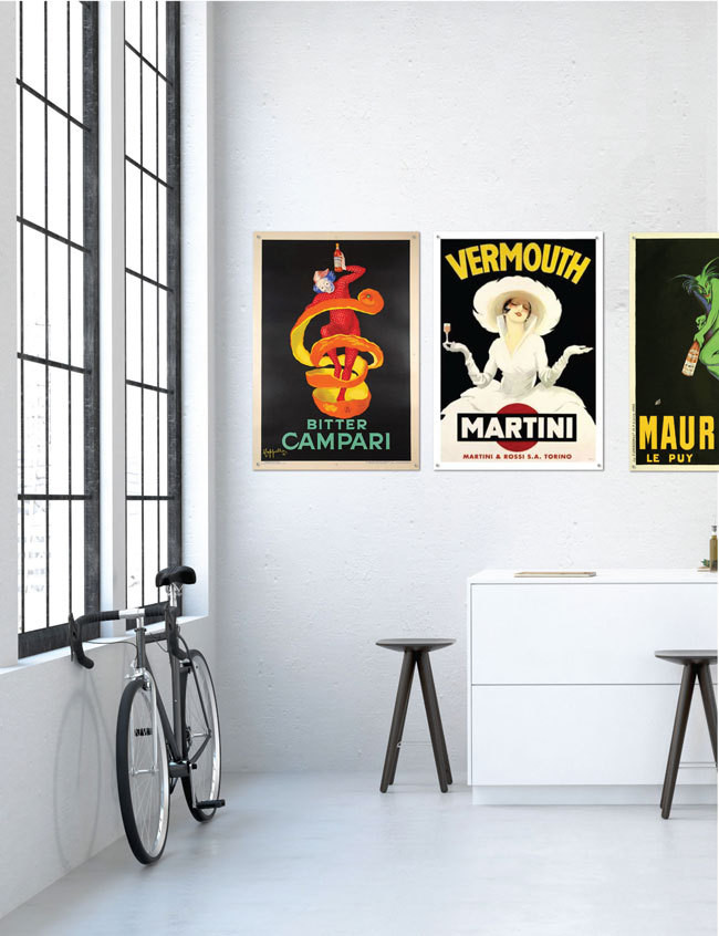 Instant Gallery Wall? GoodHangups is the Answer.