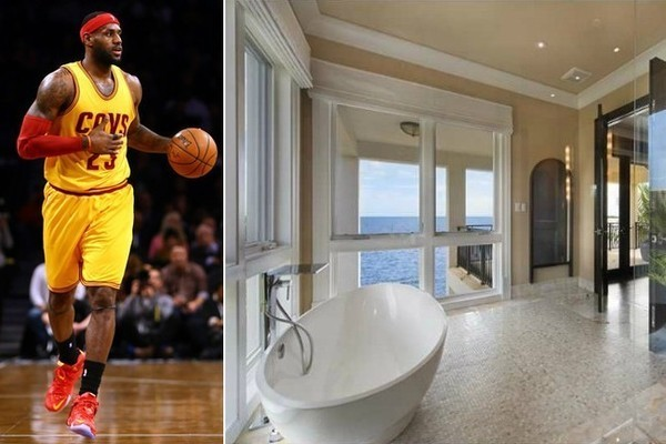 Lebron James Sells Miami Mansion