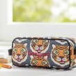 The Tiger Face Cosmetic Case