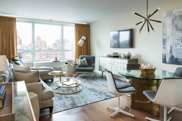 Home Tour: Carrier and Company in New York City
