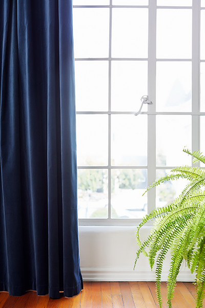 Hang Your Drapes At The Right Height