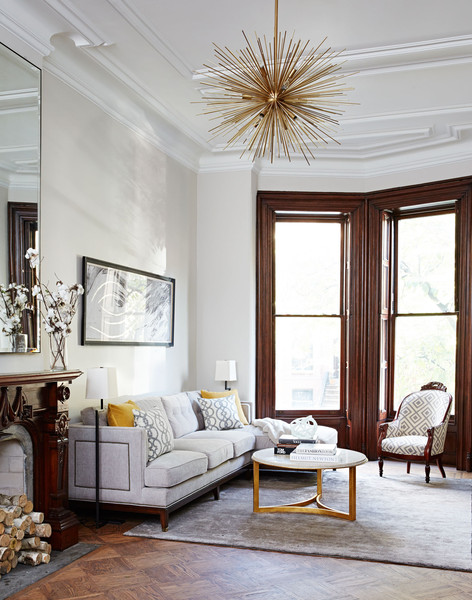 Home Tour: Brooklyn Townhouse by Nicole Gibbons