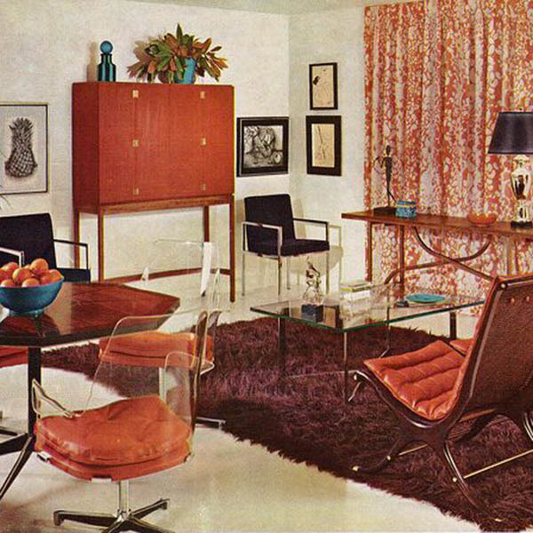 65 Cool Mid Century Living Room Decor Ideas: The Best Decor Trend From The Year You Were Born