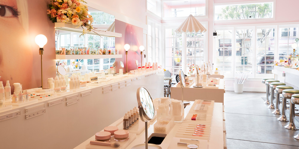 Glossier's Next Take Over Is At A Café – With Food