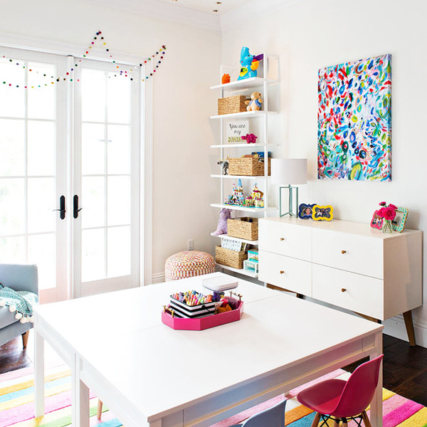 Fun Kids Rooms: These Kids' Playroom Ideas Are The Definition Of Fun