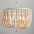 Bathroom Lighting Idea #3: Coastal Chandelier