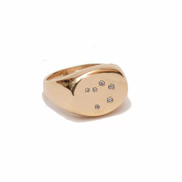 Bare Collection Constellation Ring