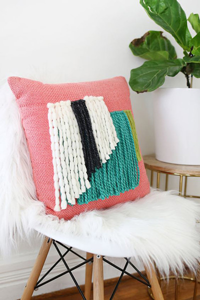 Fringe Pillows