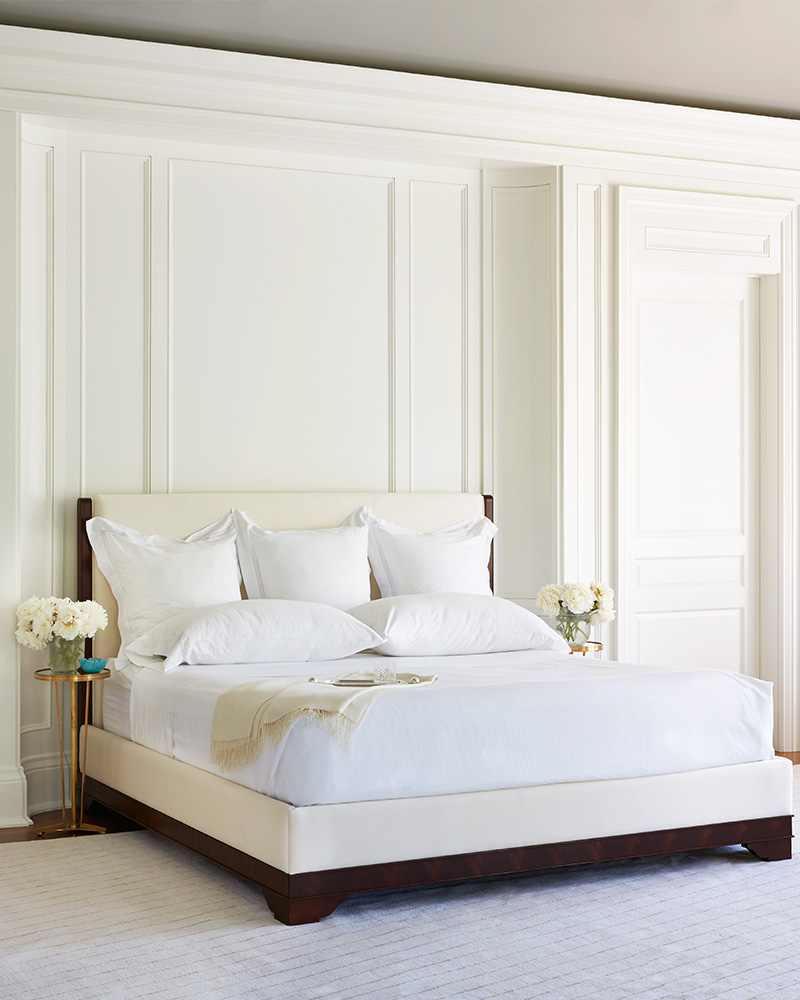 Before & After: A Bright And Elegant Master Bedroom