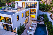 See Emily Blunt and John Krasinski's Chic Hollywood Hills Home
