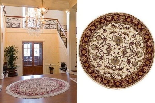 Get the Look: The Foyer Rug