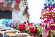 How The Celebrities Decorate For The Holidays