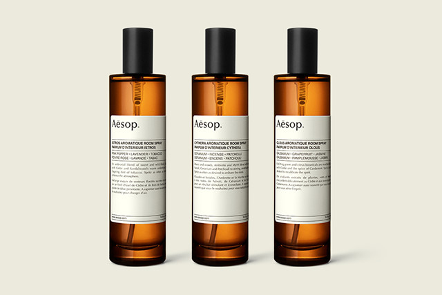 Give Your Home A New Signature Scent With Aesop
