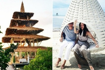 Designer BFFs Nathan Turner and Mary McDonald Take the Phillipines