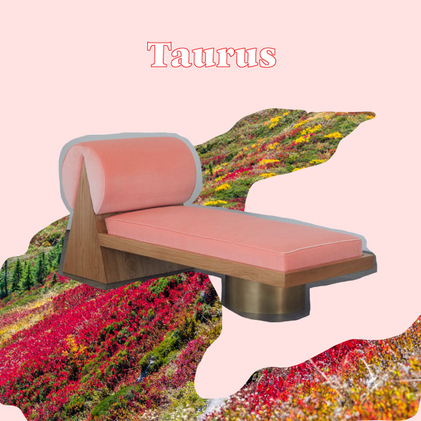 Taurus: Daybed