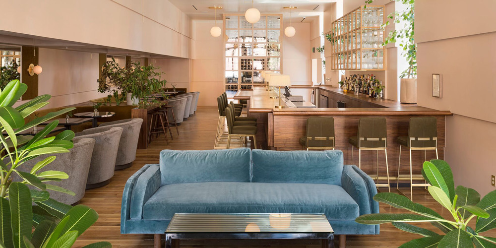 This New Wine Bar Is Absolutely Stunning