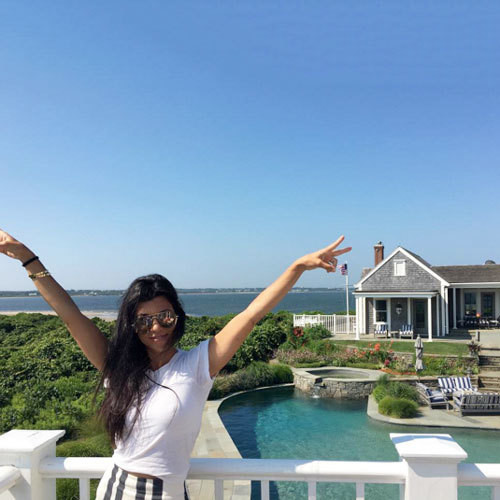 You Must See Kourtney Kardashian's $50 Million Nantucket Airbnb