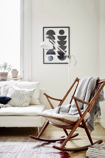 Rocking decor 15 times traditional pieces worked in for Modern home decor articles