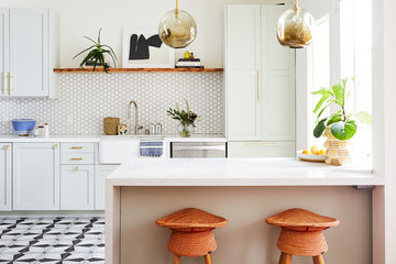 Step Inside Our Editorial Director's Revived S.F Oasis