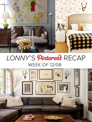 Lonny's Top Pins of the Week: The December/January Issue