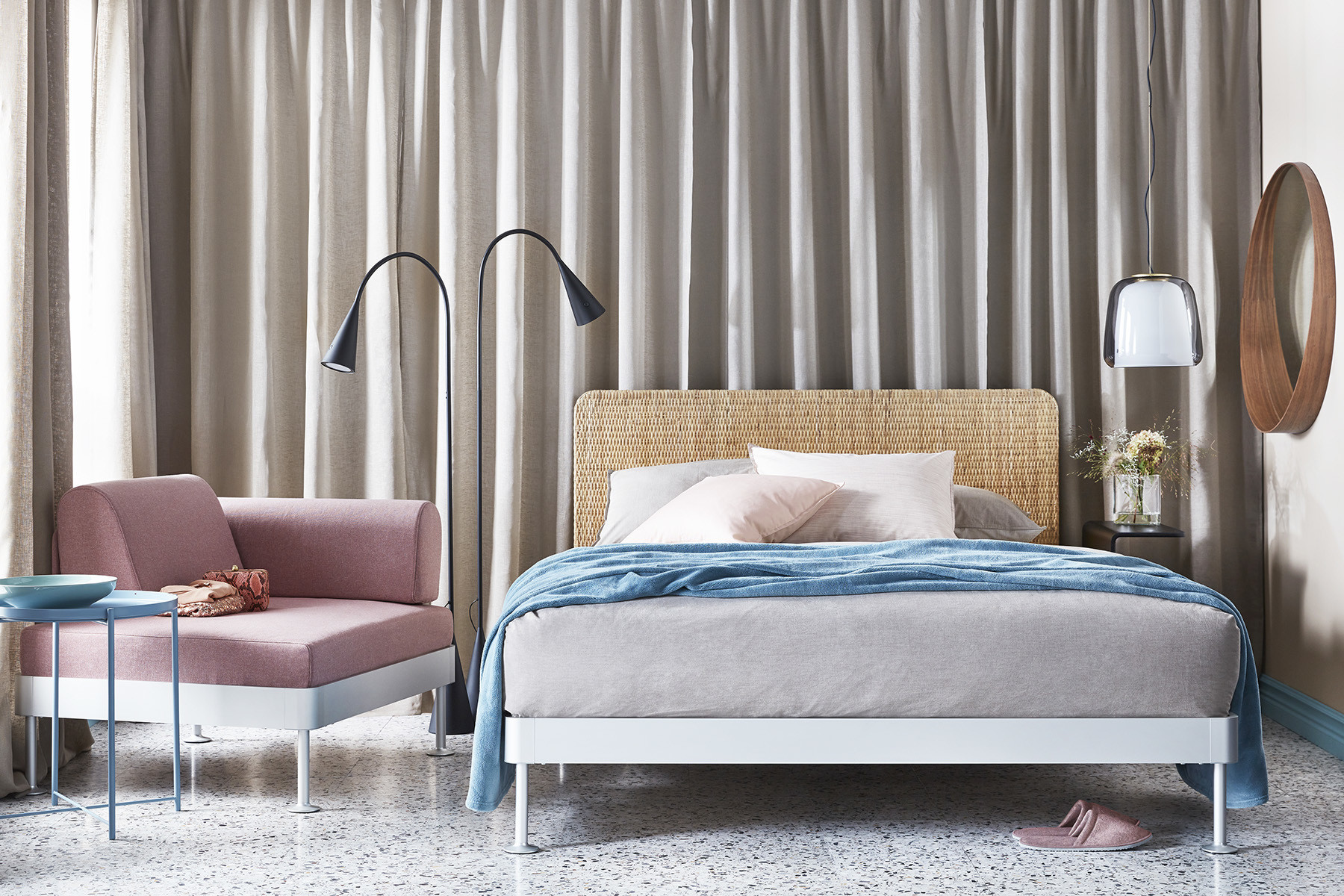 Get This Cool IKEA Headboard Before It Sells Out